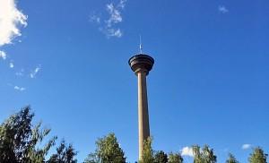 Näsinneula - Tampere | Näsinneula Observation Tower in Särkänniemi