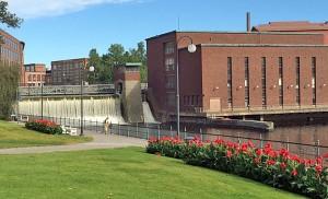 Tammerkoski - Tampere | Tammerkoski Rapids