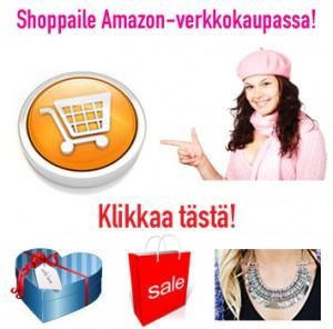 Amazon Suomi verkkokauppa
