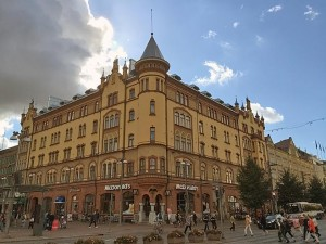 Architecture: Commerce Residence House - Tampere - Central Square