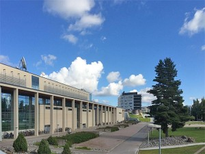 Technical University Of Tampere - Hervanta - Finland