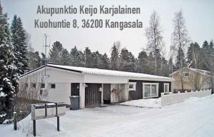 Akupunktio Keijo Karjalainen, Kuohuntie 8, 36200 Kangasala