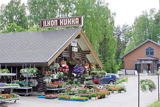Ilkon Kukka, Kangasalantie 616, 36220 Kangasala