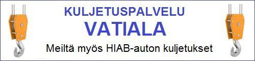 Meiltä myös HIAB-kuljetukset Tampereen seudulla