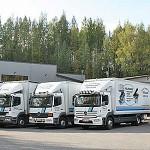 Kuljetuspalvelu Vatiala Oy - muutot ja kuljetukset joka lähtöön