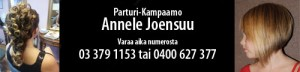 Parturi Kampaamo Annele Joensuu - Kangasala