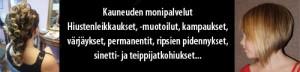 Parturi-Kampaamo Kangasalan Suoramalla