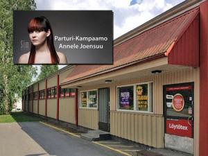 Parturi Kampaamo Annele Joensuu - Löytötexin talossa Kangasalla