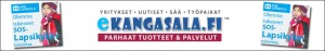 ekangasala.fi tukee sos-lapsikylän toimintaa