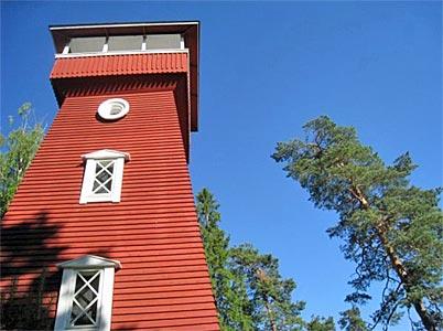 Vehoniemenharjun näkötorni - Kangasala