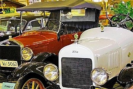 Vehoniemen Automuseo - Kangasala